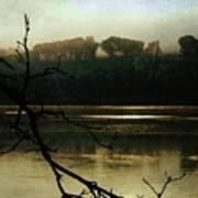 Sunrise On The Hudson River, No. 14 Poster