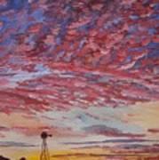 Sunrise / Sunset Poster