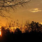 Sunrise Sunset Poster
