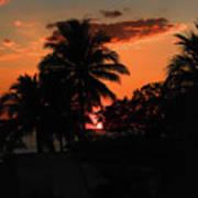 Sunset - 46 Poster