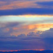Sunset 8-19-15 Poster