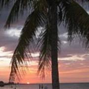 Sunset At Montego Bay Poster