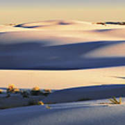 Sunset Dunes Two Poster