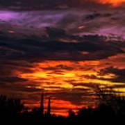 Sunset H16 Poster