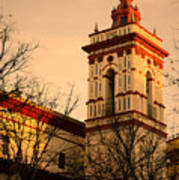 Sunset In Seville - San Roque Poster