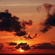 Sunset Inspiration Poster