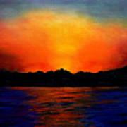 Sunset Sinai Poster