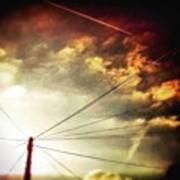 #sunset #sun #tagsforlikes.com #tflers Poster