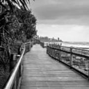 Sunshine Coast Boardwalk  Poster