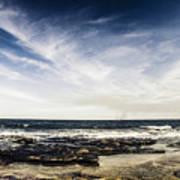 Sunshine Coast Landscape Poster
