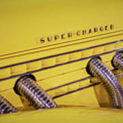Super Charged Poster