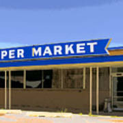 Super Market Poster