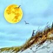 Super Moon 09-27-15 Poster