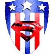 Super Shield Poster