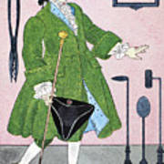 Surgeon, 18th Century Poster