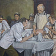 Surgery 1900 Poster