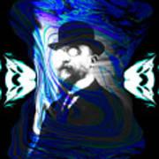 Surreal Satie, The Velvet Gentlemen Poster