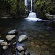 Susan Creek Falls Oregon 1 Poster