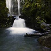 Susan Creek Falls Oregon 2 Poster