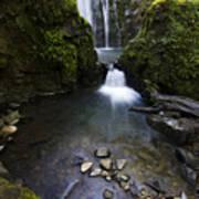 Susan Creek Falls Oregon 5 Poster