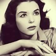 Susan Strasberg, Vintage Actress Poster