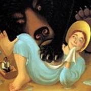 Swamp Angel 21 Paulozelinsky Sqs Paul O Zelinsky Poster