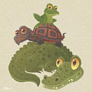 Swamp Squad Poster
