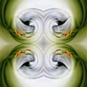 Swan Dancing Poster