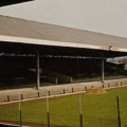 Swansea - Vetch Field - South Stand 2 - 1970s Poster