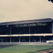 Swansea - Vetch Field - West Terrace 3 - 1970s Poster