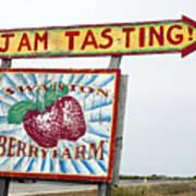 Swanton Berry Farm Davenport Poster