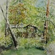 Sweden Landscape 1 Poster