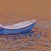 Swedish Boat Poster