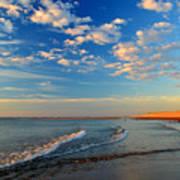 Sweeping Ocean View Poster