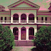 Sweet Briar House Tint Poster