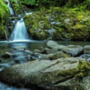 Sweet Creek Falls Poster
