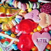 Sweets For My Sweet Poster
