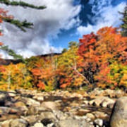 Swift River New Hampshire Poster