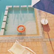 Swimming Pool Poster