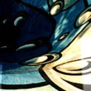Swimming Pool Mural Detail 2 Poster