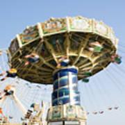 Swing Ride Poster