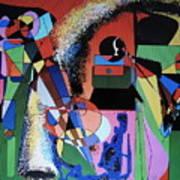 Swinging Trio Poster