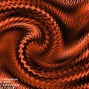 Swirl Creativiana Catus 1 No.2 H A Poster