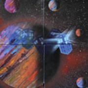 Syfy- Tardis Poster