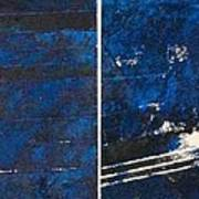 Symphony No. 8 Movement 10 Vladimir Vlahovic- Images Inspired By The Music Of Gustav Mahler Poster