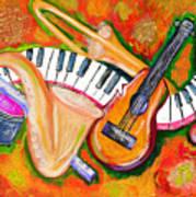 Symphony Of The Soul Poster
