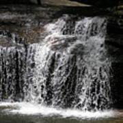 Table Rock South Carolina Water Fall Poster