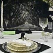 Tablescape Poster