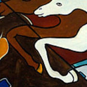 Taffy Horses Poster