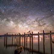 Tahoe Sky Poster